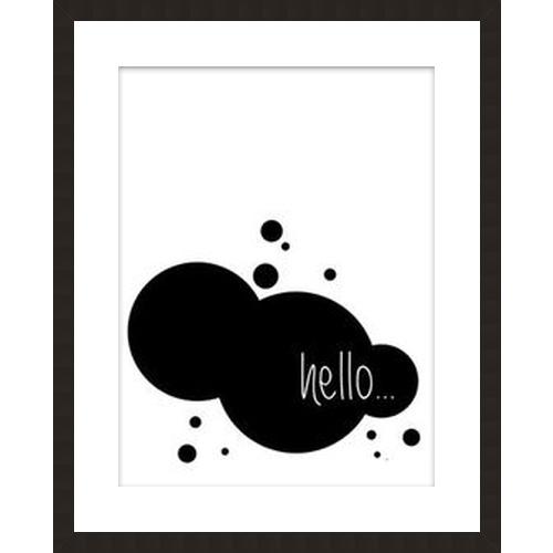 Hello Framed
