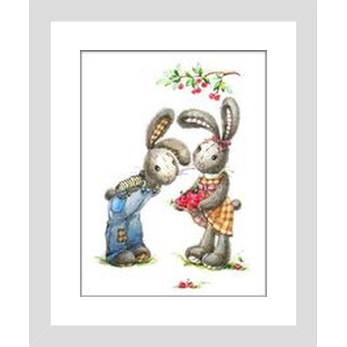 Peter Rabbit 1 Framed