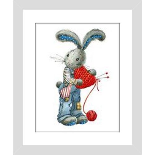 Peter Rabbit 3 Framed