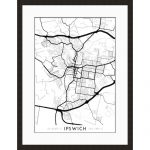 Ipswich CIty Map