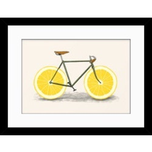 Lemon Bicycle