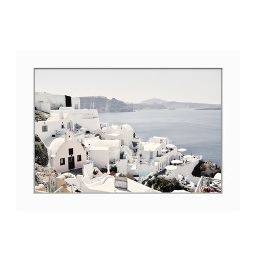 Santorini Buildings